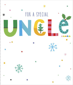 For a special Uncle