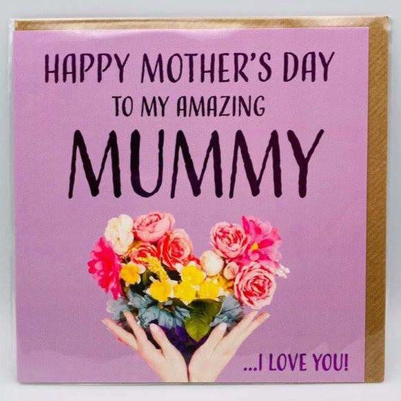 To my amazing Mummy