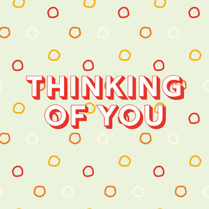 Thinking of You / green dots