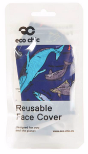 Face Cover - Sea Creatures