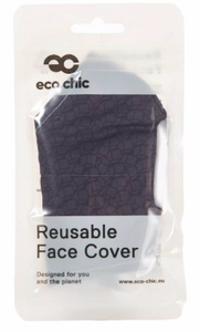 Face Cover - Disrupted Cubes