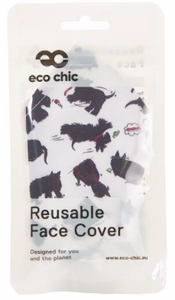 Face Cover - Scotty Dog