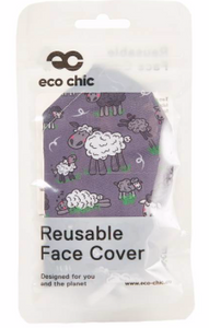 Face Cover - Sheep