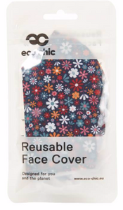 Face Cover - Flowers
