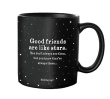 Load image into Gallery viewer, Good Friends are like Stars