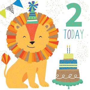 2 Today Boy Lion