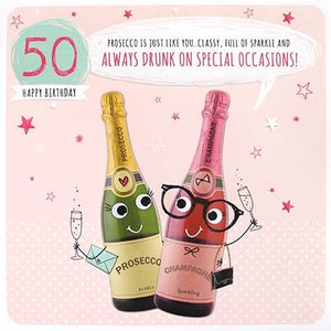50TH PROSECCO