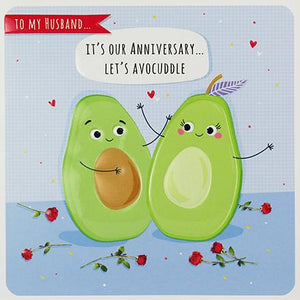 ANNIVERSARY HUSBAND
