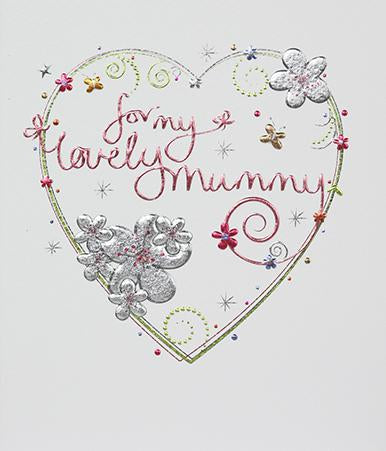 LOVELY MUMMY HEART