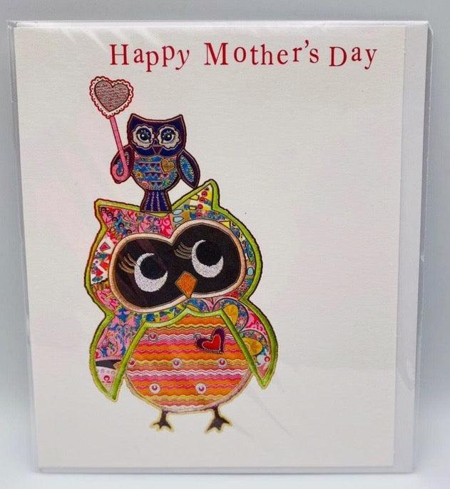 Mother's day owls