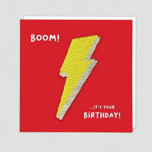 Boom Its Your Birthday