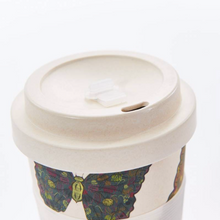 Load image into Gallery viewer, Bamboo Cup Butterflies