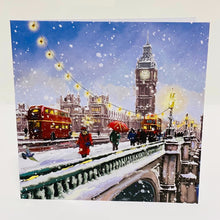 Load image into Gallery viewer, Westminster at Christmas