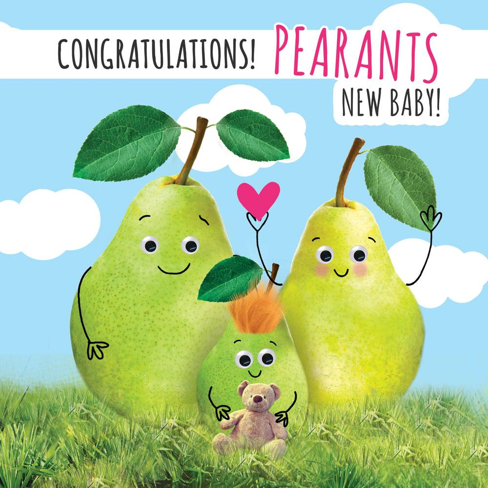 New Pearants!