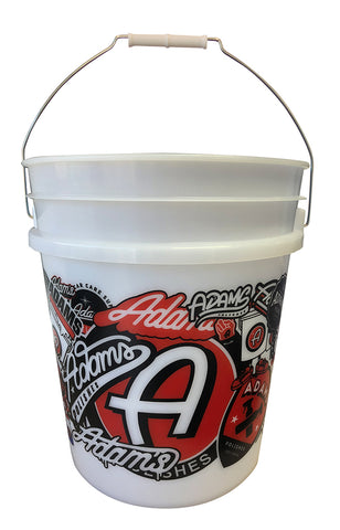 adams private logo bucket