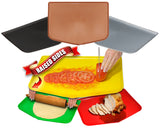 Chop Keeper® Chopping Tray with Raised Sides 3-Pack