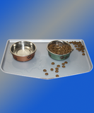 Down Under Tray® Keep Pet Food Contained 2-Pack