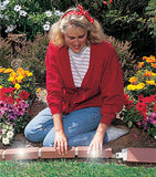 Let's Edge It!® Plastic Brick Edging with Optional Built-In Solar Lights