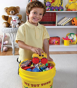 My Toy Tote® Portable Toy Chest