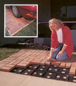 Patio Pal® Brick Laying Guides 10-Pack
