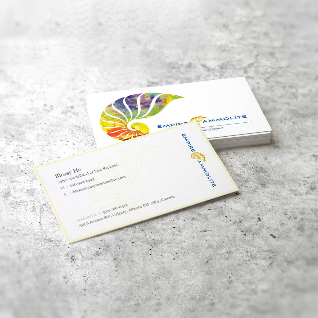 Logo Design & Business Card