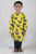 Boy Yellow Cow Kurta