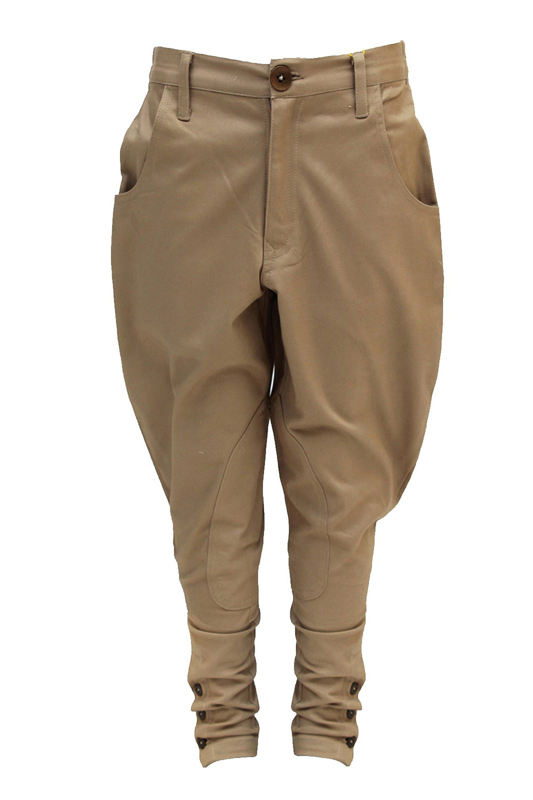 Boy Beige Jodhpuri Trousers