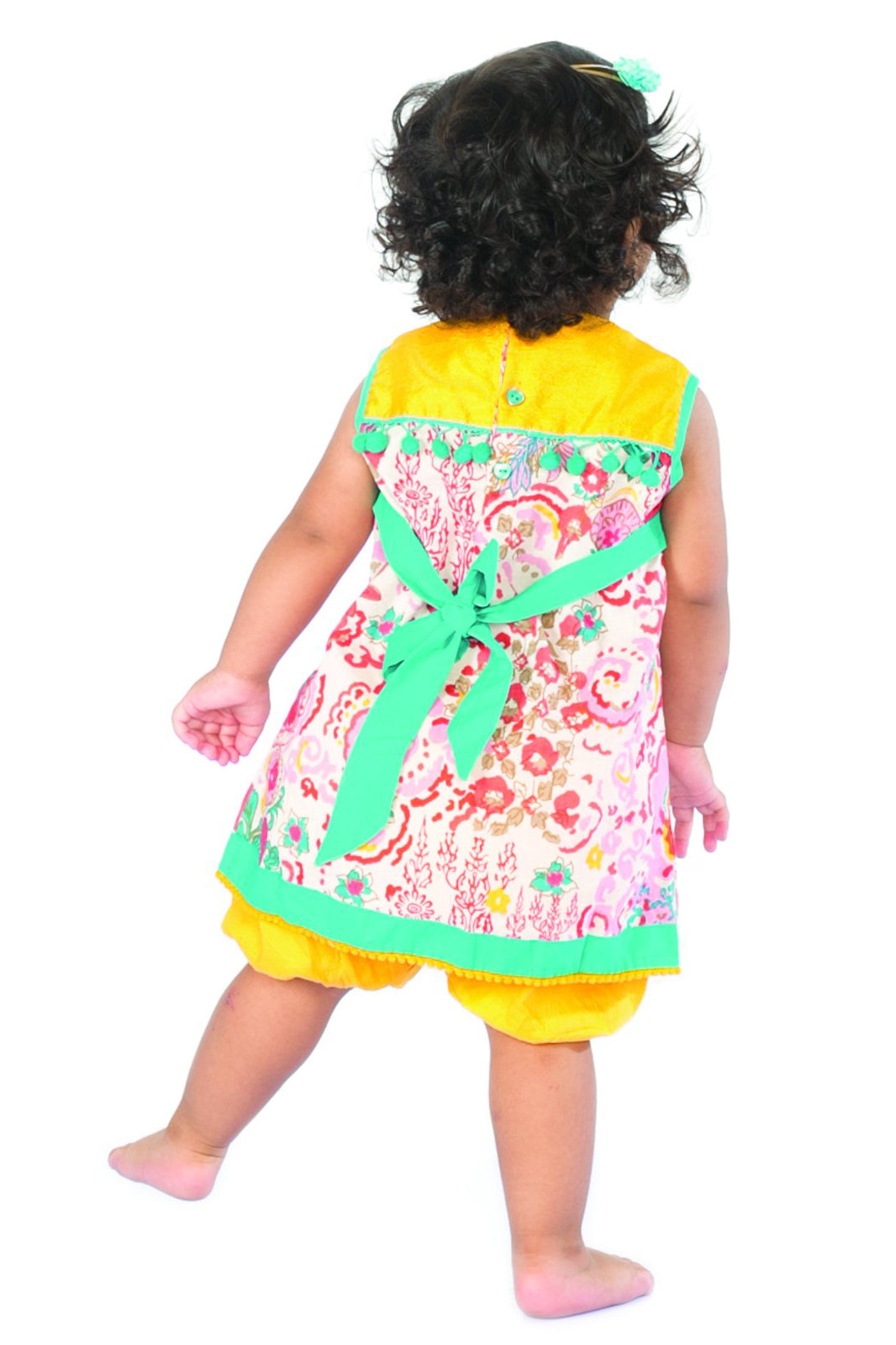 Girl Multicolor dress
