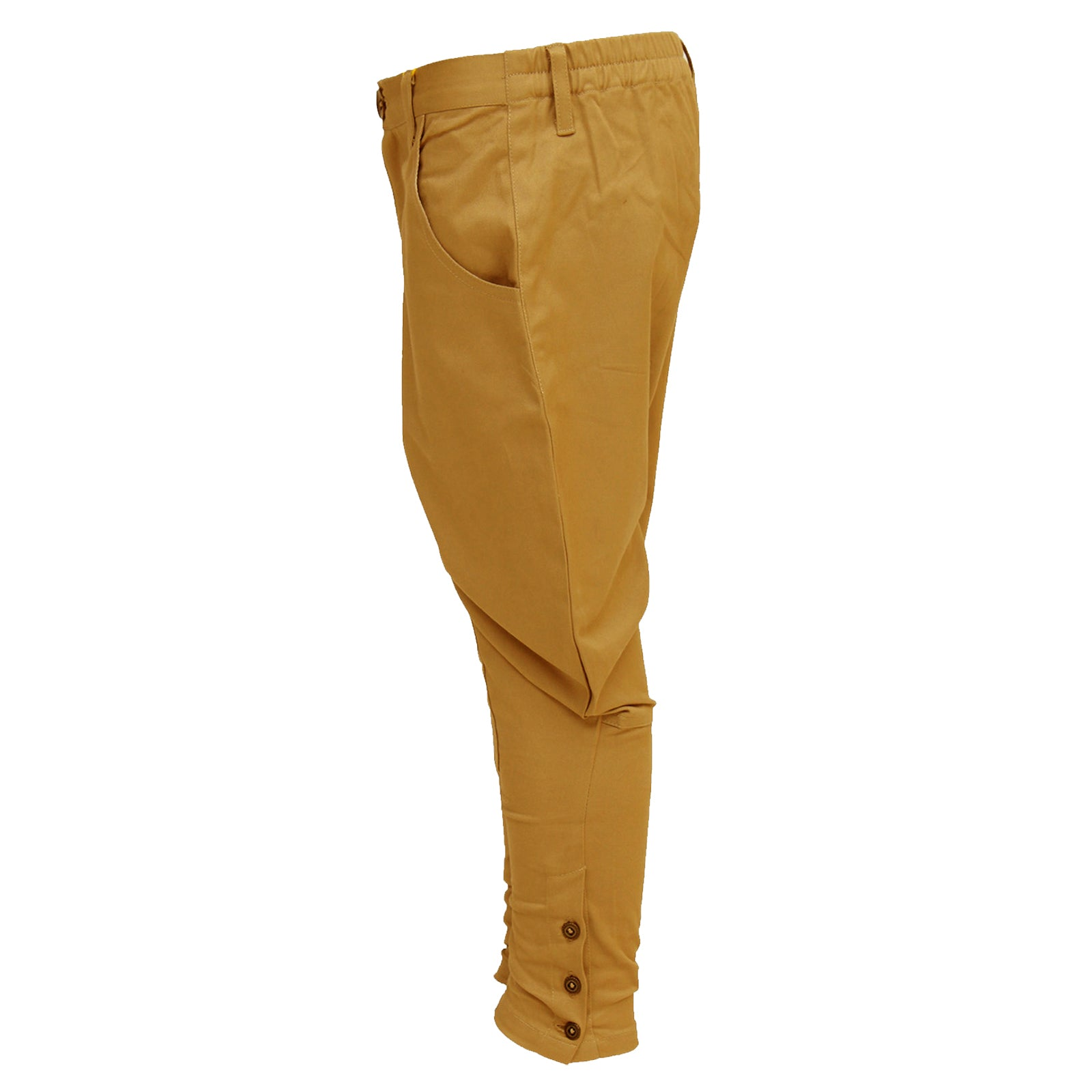 Boy Camel Jodhpuri Trousers