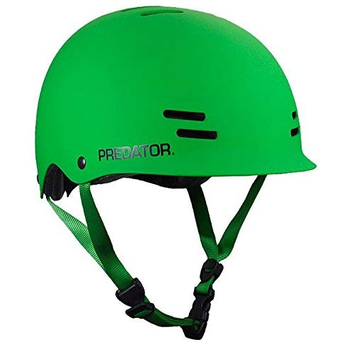 Predator FR7 Certified Skateboard Helmet HalfShell Safety Helmet with EPS Foam Liner Fit Kit