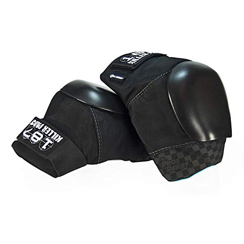 Pro Derby Knee Pads Black Black SMALL