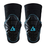 Atphfety Kids Knee Elbow Pads Soft Protective PadKnee Elbow Guard Sleeve for Safe Biking Rollerblading Skateboard Skating Scooter Sports