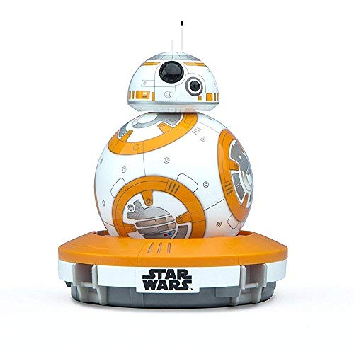 Sphero Star Wars BB8 App Controlled Robot Without Wristband Renewed AoW-B077YP8B5V