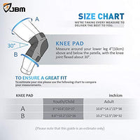 JBM AdultChild Knee Pads Elbow Pads Wrist Guards 3 in 1 Protective Gear Set for Multi Sports Skateboarding Inline Roller Skating Cycling Biking BMX Bicycle Scooter icD-B00GG7AYLG