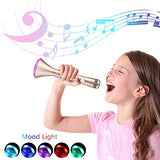NASUM Wireless Karaoke Microphone for Kids Best Birthday Gifts for Girls and Boys Bluetooth Karaoke Machine Top Present Toys for Kids 3 4 5 6 7 8 9 Years Old gL0-B07VJ3VSV6