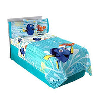 Disney Pixar Finding Dory 3 Piece Twin Sheet Set RQ3-B01MV41QVU