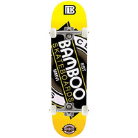 Bamboo Skateboards Graphic Complete WhW-B01I682I1G