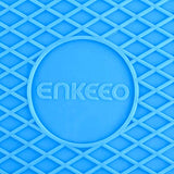 ENKEEO Skateboards 22 Inches Skateboard Complete Cruiser Plastic Banana Board with Bendable Deck and Smooth PU Casters for Kids Boys Youths Beginners 220 Ibs 5hK-B01LXWIKUG