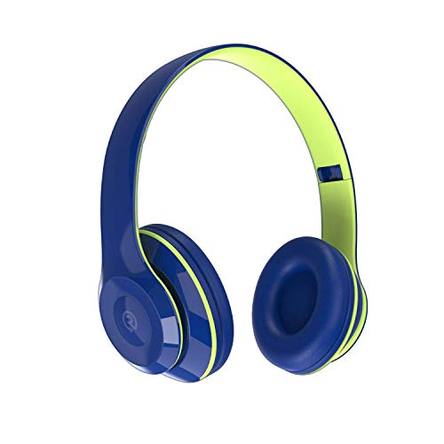 Premier Bluetooth Wireless Headphones Over Ear with Microphone Replay Audio Multi Color SQR + Neo G3 Pgv-B07VLCW385