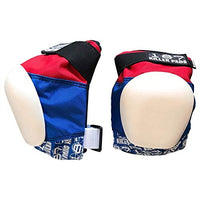 187 Killer Pads Pro Knee RedWhiteBlue Medium
