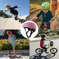 KAMUGO Kids Adjustable Helmet Suitable for Toddler Kids Ages 38 Boys Girls MultiSport Safety Cycling Skating Scooter Helmet Tx6-B07H9WK5K7