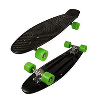 MoBoard Classic 27 Skateboard | Pro and Beginner | 27 inch Vintage Style with Interchangeable Wheels 3Os-B01N6L4OV9