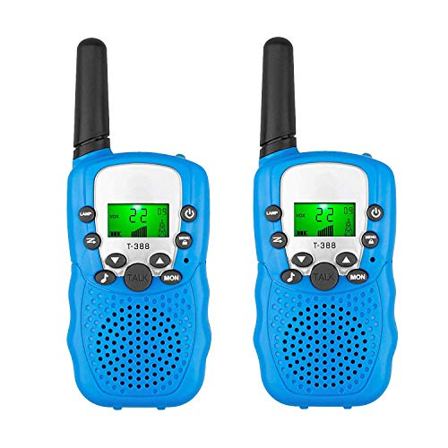 312 Year Old Boys Toy Gifts BFYWB Kids Walkie Talkie Best Gift for Kids 312 Year Old Boy Gifts Toys for 312 Year Old Boys Toys 2019 Christmas Gifts fu8-B07P8DY51C