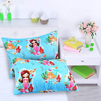Nidoul Toddler Pillowcases 2 Pack Mermaid Pillow Cases 14x19for 13x18 12x16 Pillow Ultra Soft Velvet Bedding Pillow Case Cover for Home Travelling 7VQ-B07V4CZJWS