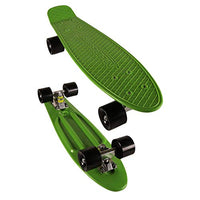 MoBoard Classic 27 Skateboard | Pro and Beginner | 27 inch Vintage Style with Interchangeable Wheels 78U-B01NH0JHPD