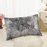 ALASKA BEAR Natural Silk Pillowcase Hypoallergenic 100 Percent Mulberry Silk Standard Size with Hidden Zipper Custom Printing Pillow Case for Home Dcor1 Ink efp-B07S7BDY4N