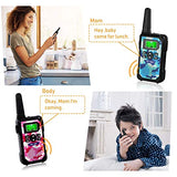 SunTeam Toys for 312 Year Old Boys Girls Range Up to 3 Miles Walkie Talkies for Kids Gifts for 411 Year Old Boys GirlsBirthday Present HK888 BluePink TpH-B07XGL6Y2J