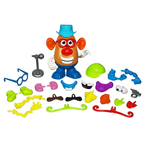 Playskool Mr Potato Head Silly Suitcase Parts and Pieces Toddler Toy for Kids Amazon Exclusive ZOj-B0050QJTBA