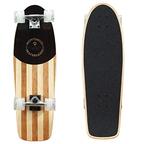 Kryptonics inLay Cruiser 28 Skateboard q0j-B019GM8VRG