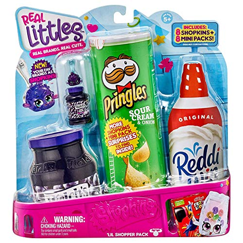 Shopkins Real Littles Lil Shopper Pack